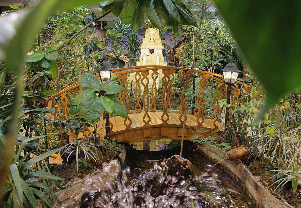 Тропический сад «Миндо»