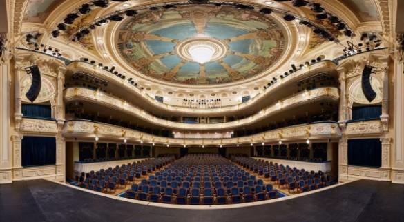 Гала-концерт в театре им. Товстоногова