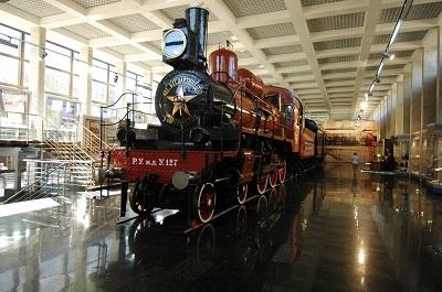 музей Российских железных дорог